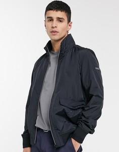 Классическая короткая куртка Scotch & Soda-Черный