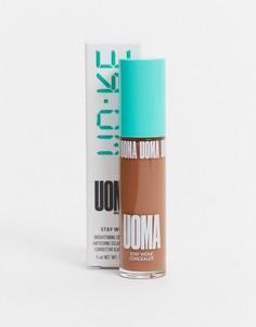 Осветляющий консилер UOMA - Beauty Stay Woke Luminous-Бежевый