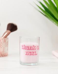 Свеча Candlelight-Розовый