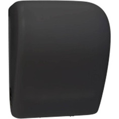Диспенсер для бумажных полотенец Nofer Roll 1 рулон / 210 мм диаметр, черный (04032.2.BK)