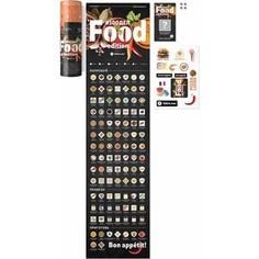 Скретч постер 1DEA.me 100 дел food edition