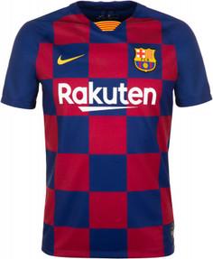 Футболка мужская Nike FC Barcelona Stadium Home, размер 50-52