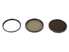 Светофильтр Raylab UV/CPL/ND8 77mm - набор светофильтров RLK-UVNDCPL77