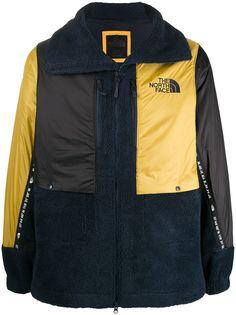 The North Face флисовая куртка в стиле колор-блок