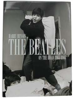 TASCHEN книга The Beatles: On The Road 1964-1966