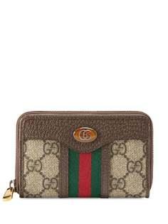 Gucci кошелек с монограммой