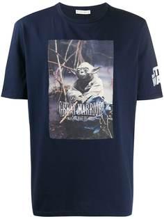 Etro футболка из коллаборации со Star Wars