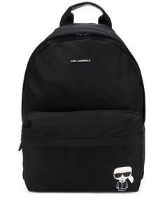 Karl Lagerfeld рюкзак с принтом Karl Icon