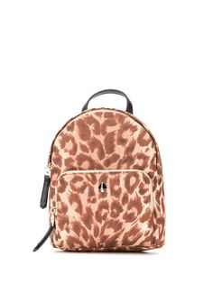 Kate Spade рюкзак с леопардовым принтом