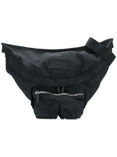 KTZ поясная сумка с отделением на молнии