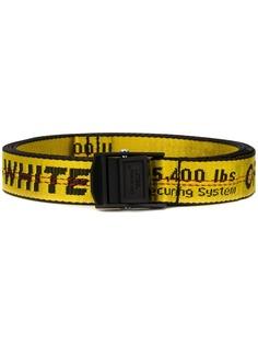 Off-White ремень с логотипом