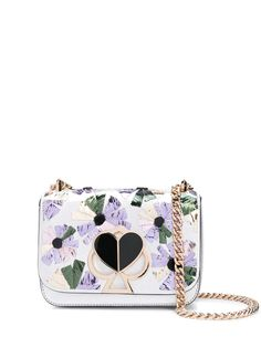 Kate Spade сумка через плечо с цветочным принтом