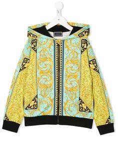 Young Versace куртка с принтом