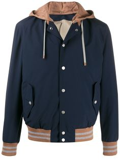 Eleventy куртка с капюшоном