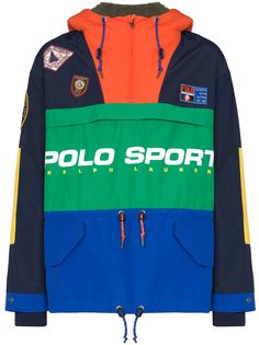 Polo Ralph Lauren куртка Rudby с нашивками