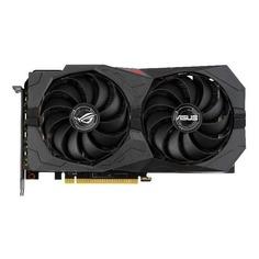 Видеокарта ASUS nVidia GeForce GTX 1660SUPER , ROG-STRIX-GTX1660S-A6G-GAMING, 6ГБ, GDDR6, Ret