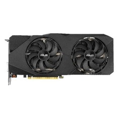 Видеокарта ASUS nVidia GeForce RTX 2060SUPER , DUAL-RTX2060S-A8G-EVO-V2, 8Гб, GDDR6, Ret