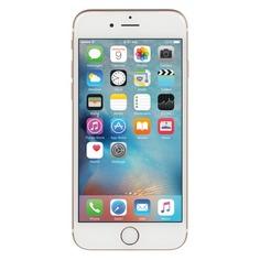"""Смартфон APPLE iPhone 6s 128Gb """"Как новый"""", FKQW2RU/A, розовое золото"""