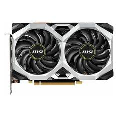 Видеокарта MSI nVidia GeForce RTX 2060 , RTX 2060 VENTUS XS 6G, 6ГБ, GDDR6, Ret