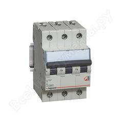 Автоматический модульный выключатель legrand 3п c 32а 6ка tx3 leg 404059 1009841
