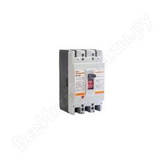 Автоматический выключатель dekraft ва301-3p-0025a 21002dek 161058