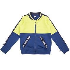 Жакет Leader Kids, цвет: синий/желтый