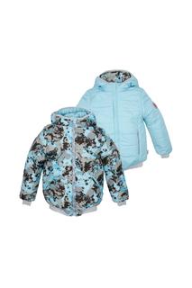 Двусторонняя куртка Zukka