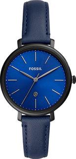 Женские часы в коллекции Jacqueline Женские часы Fossil ES4810