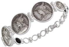 Серебряные браслеты Браслеты Style Avenue COINB249-2/M