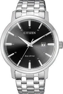 Японские мужские часы в коллекции Eco-Drive Мужские часы Citizen BM7460-88E