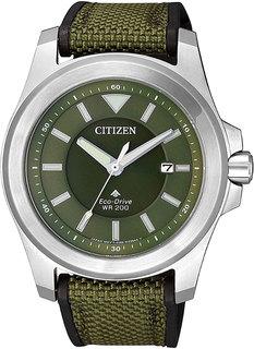 Японские мужские часы в коллекции Promaster Мужские часы Citizen BN0211-09X