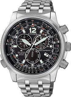 Японские мужские часы в коллекции Promaster Мужские часы Citizen CB5850-80E