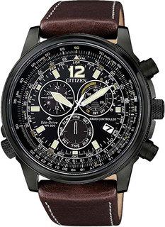 Японские мужские часы в коллекции Promaster Мужские часы Citizen CB5865-15E