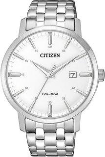 Японские мужские часы в коллекции Eco-Drive Мужские часы Citizen BM7460-88H