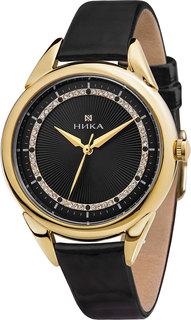 Золотые женские часы в коллекции Celebrity Женские часы Ника 1281.0.3.56A Nika
