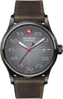 Швейцарские мужские часы в коллекции Land Мужские часы Swiss Military Hanowa 06-4280.7.13.009