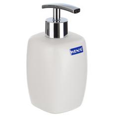 Дозатор для мыла Wenko sanitary faro белый