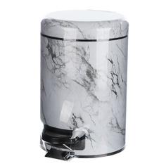 Ведро мусорное Wenko sanitary onyx 3л