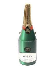 Сумка в виде бутылки шампанского Moschino