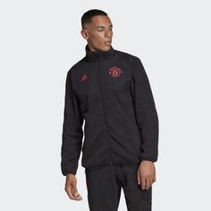 Флисовая куртка Манчестер Юнайтед Seasonal Special adidas Performance
