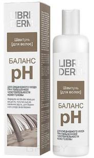 Librederm, Шампунь pH-Баланс, 250 мл