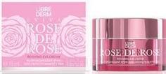 Librederm, Возрождающий крем для области вокруг глаз Rose de ros, 15 мл
