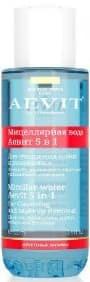 Librederm, Мицеллярная вода для очищения кожи и демакияжа 5 в 1 Аевит, 100 мл