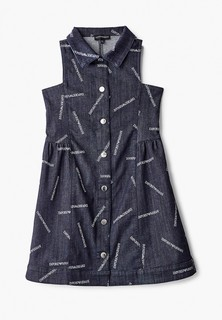 Платье джинсовое Emporio Armani