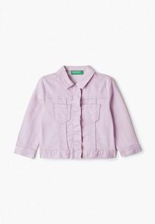 Куртка джинсовая United Colors of Benetton