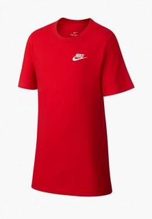 Футболка Nike B NSW TEE EMB FUTURA