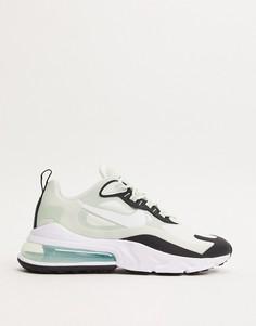 Зеленые кроссовки Nike Air Max 270 React-Зеленый