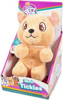 Интерактивная игрушка IMC toys Club Petz Щенок (бежевый)