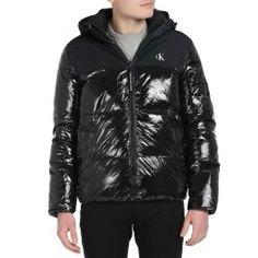 Куртка CALVIN KLEIN JEANS J30J314075 черный