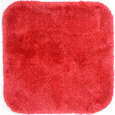 Коврик для ванной комнаты Wasserkraft Wern красный (BM-2564)